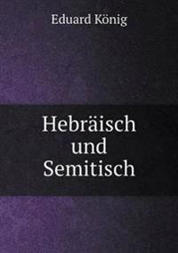 Hebraisch Und Semitisch