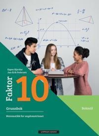 Faktor 10: grunnbok
