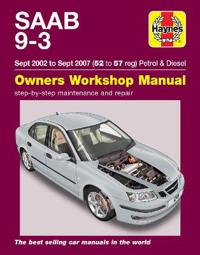 Saab 9-3 Service and Repair Manual