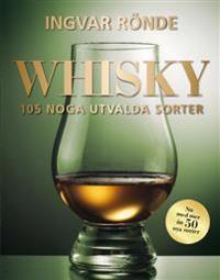 Whisky : 105 noga utvalda sorter