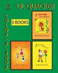 Lil Quacker Color-A-Book