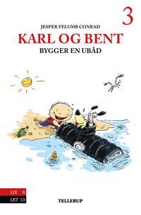 Karl og Bent bygger en ubåd