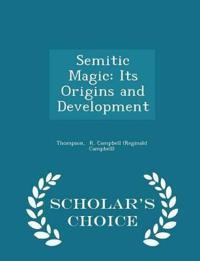 Semitic Magic