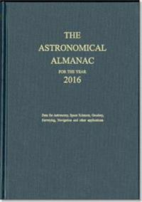 The Astronomical Almanac for the Year 2016