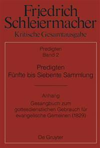 Predigten. Funfte Bis Siebente Sammlung 1826-1833