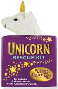 Unicorn Rescue Kit: Kit Includes Plush Unicorn and Unicorn Companion's Guide [With Unicorn Plush]