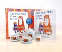 The Tiger Who Came to Tea - China Tea Set