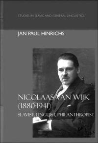 Nicolaas Van Wijk 1880-1941