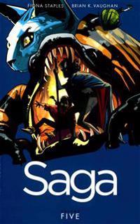 Saga, Volume 5