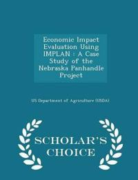 Economic Impact Evaluation Using Implan