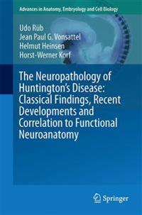 The Neuropathology of Huntington's Disease