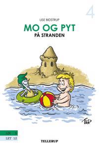 Mo og Pyt på stranden
