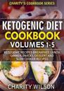 Ketogenic Diet Cookbook Box Set: Ketogenic Recipes Breakfast, Lunch, Dinner, Snacks, Dessert and Slow Cooker Recipes