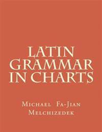 Latin Grammar in Charts