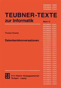 Datenbankkonversationen