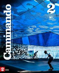 Caminando 2 Lärobok inkl ljud, fjärde upplagan