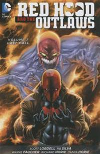 Red Hood and the Outlaws 7