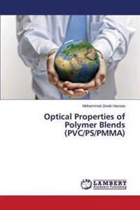 Optical Properties of Polymer Blends (PVC/PS/Pmma)