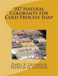 107 Natural Colorants for Cold Process Soap