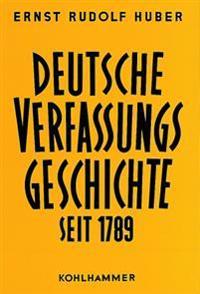Dokumente Zur Deutschen Verfassungsgeschichte: Deutsche Verfassungsdokumente 1851-1900