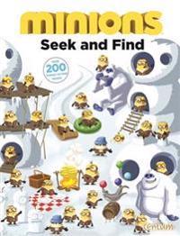 Minions: Seek & Find