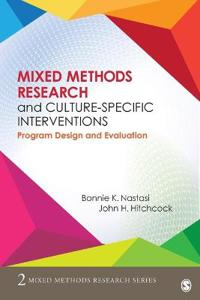 Mixed Methods Research and Culture-Specific Interventions