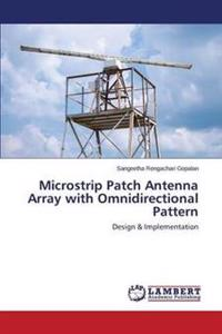 Microstrip Patch Antenna Array with Omnidirectional Pattern