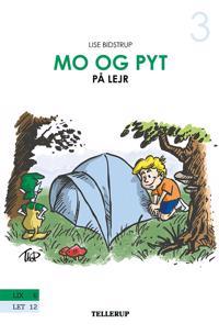 Mo og Pyt på lejr