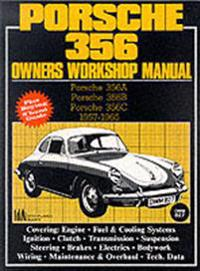 Porsche 356 Owner's Workshop Manual