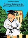 Professor Tadano an der philosophischen Fakultät