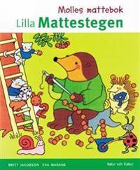 Lilla Mattestegen Molles mattebok förskoleklass
