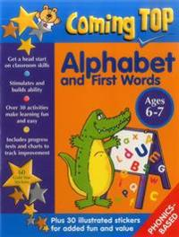 Alphabet and First Words Ages 6-7