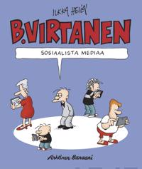 B. Virtanen - Sosiaalista mediaa