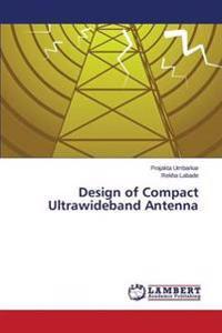 Design of Compact Ultrawideband Antenna
