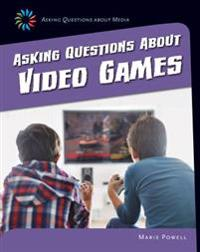 Asking Questions about Video Games