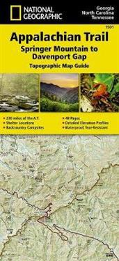 National Geographic Appalachian Trail