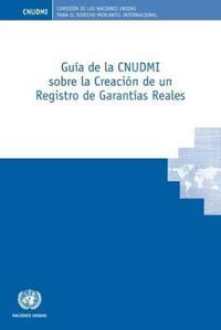 Guia de la CNUDMI sobre la Creacion de un Registro de Garantias Reales