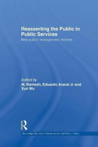 Reasserting the Public in Public Services