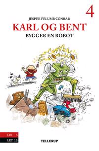 Karl og Bent bygger en robot
