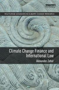 Climate Change Finance and International Law