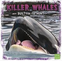 Killer whales - built for the hunt