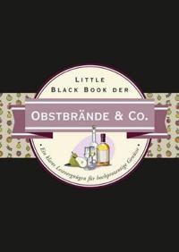 Little Black Book der Obstbrande & Co.