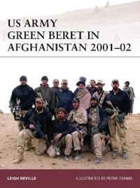 US Army Green Beret in Afghanistan 2001-02