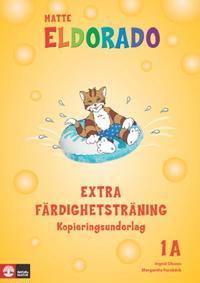 Eldorado matte 1A Extra färdighetsträning kopieringsundrerlag