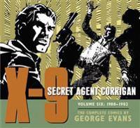 X-9 Secret Agent Corrigan