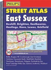 Philip's Street Atlas East Sussex
