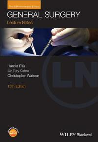 Lecture Notes: General Surgery, with Wiley E-Text
