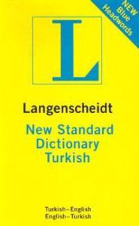New Standard Turkish Dictionary