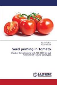 Seed Priming in Tomato