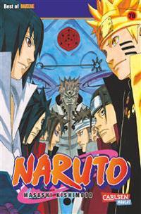Naruto, Band 70